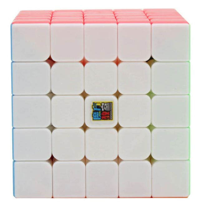 5x5x5 Moyu Meilong Stickerless