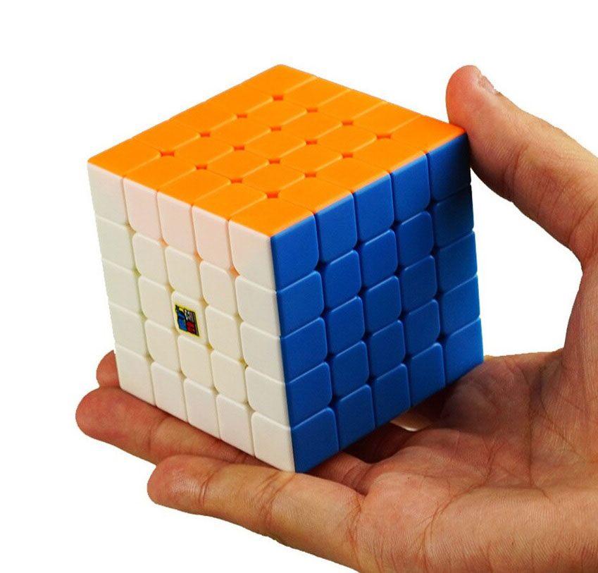 5x5x5 Moyu Meilong Stickerless