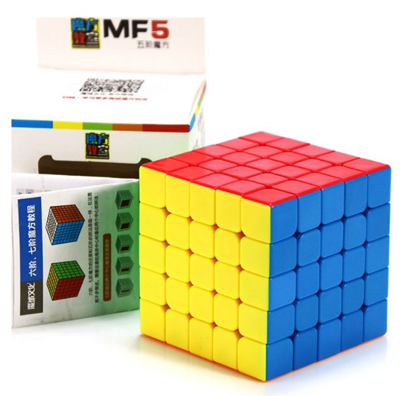 5x5x5 Moyu MF5 Stickerless