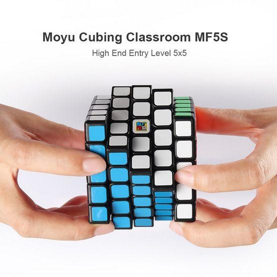 5x5x5 Moyu MF5S Preto