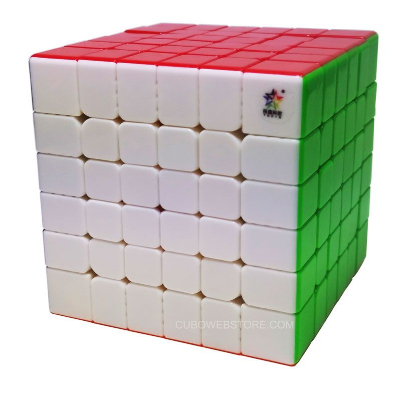 6x6x6 Yuxin Little Magic