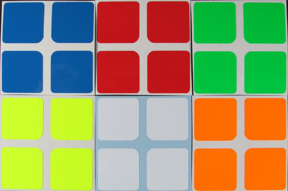 Adesivo 2x2x2