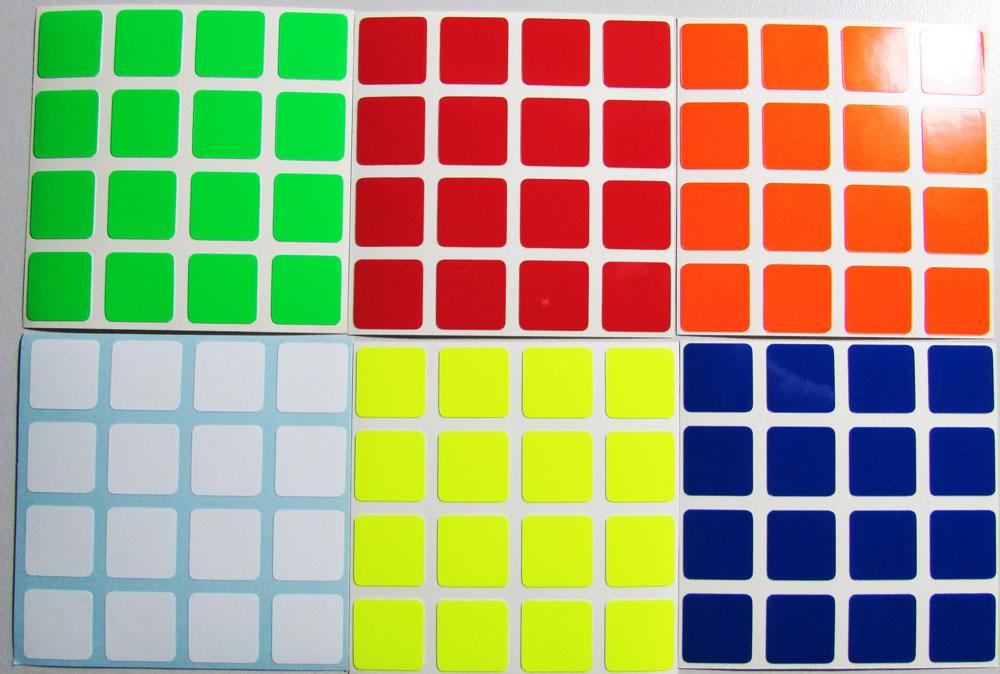 Adesivo 4x4x4