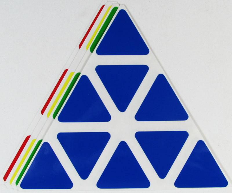 Adesivo Pyraminx