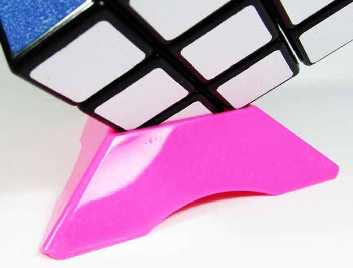 Base Para Cubo Rosa