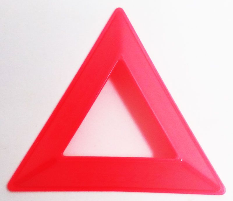 Base Para Cubo Vermelho