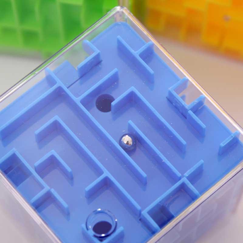 Jogo Labirinto Cubo