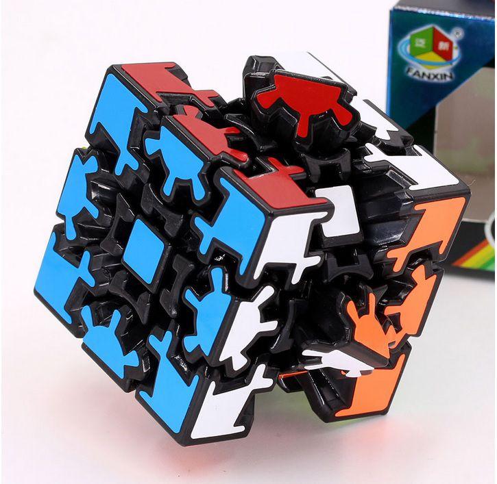 Gear 3x3x3 Fanxin