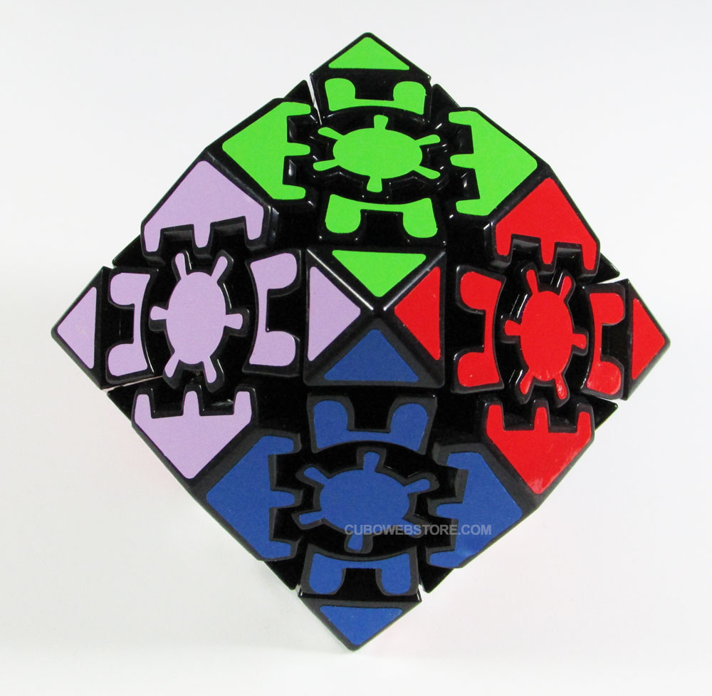 Gear Rhombic Dodecahedron