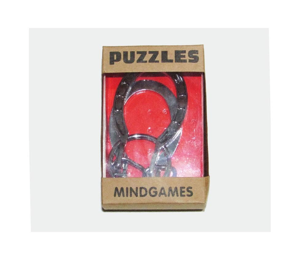 Jogos de Quebra Cabeça Metal Enigma