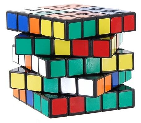 Kit Cubo Mágico 2x2 4x4 5x5 Pyraminx