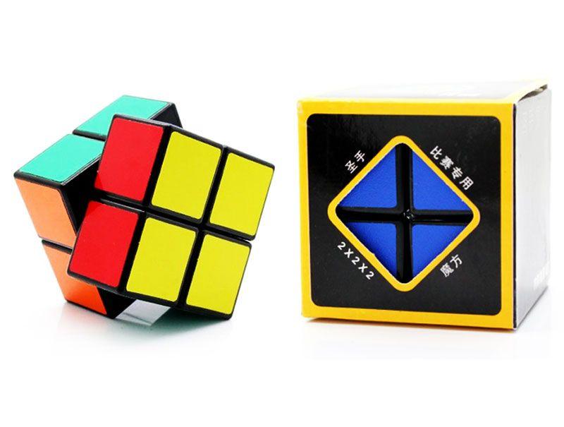 Kit Cubo Mágico 2x2x2 Megaminx Pyraminx