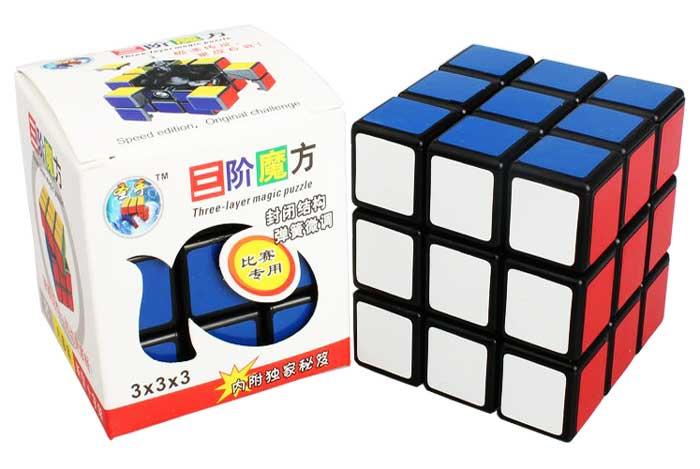 Kit Cubo Mágico 3x3 4x4 5x5
