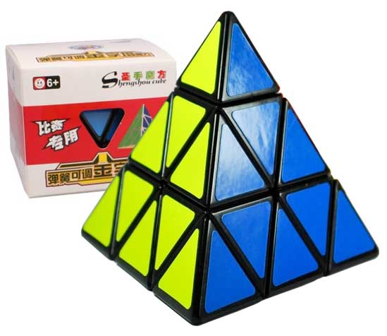 Kit Pyraminx + Megaminx + Skewb
