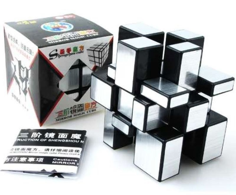 Kit Shengshou Megaminx Mirror Blocks Skewb