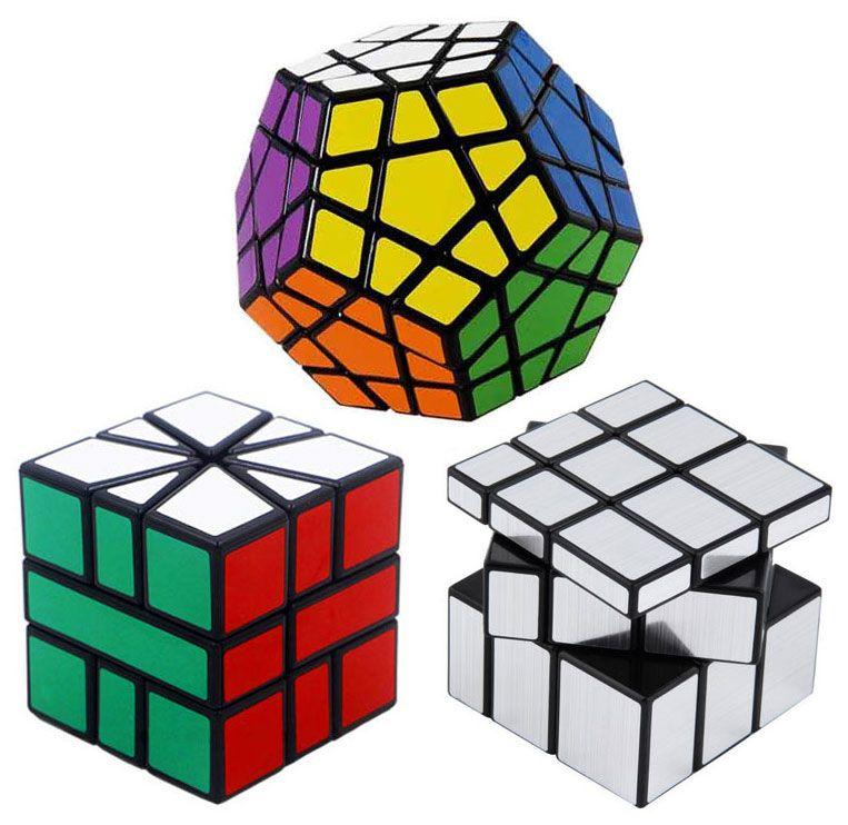 Kit Shengshou Megaminx Mirror Blocks Square-1