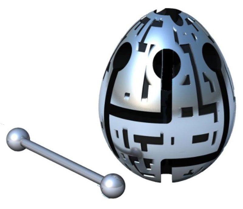 Labirinto Smart Egg Techno