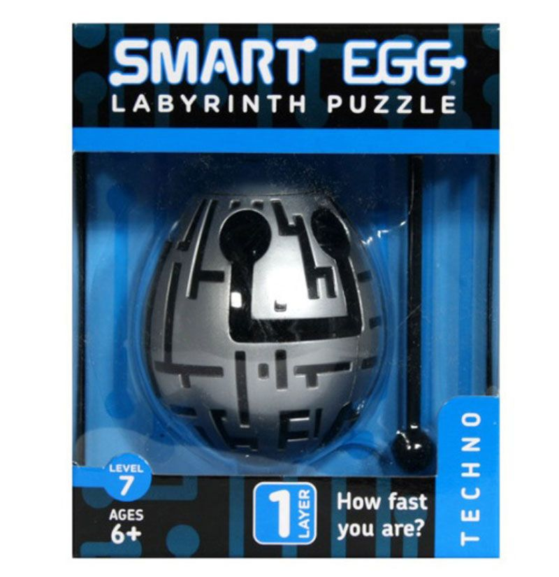 Labirinto Smart Egg Techno
