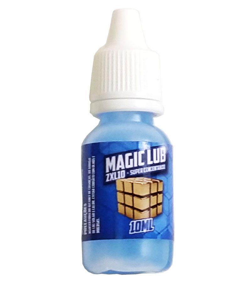 Lubrificante Para Cubo Mágico Magic Lub