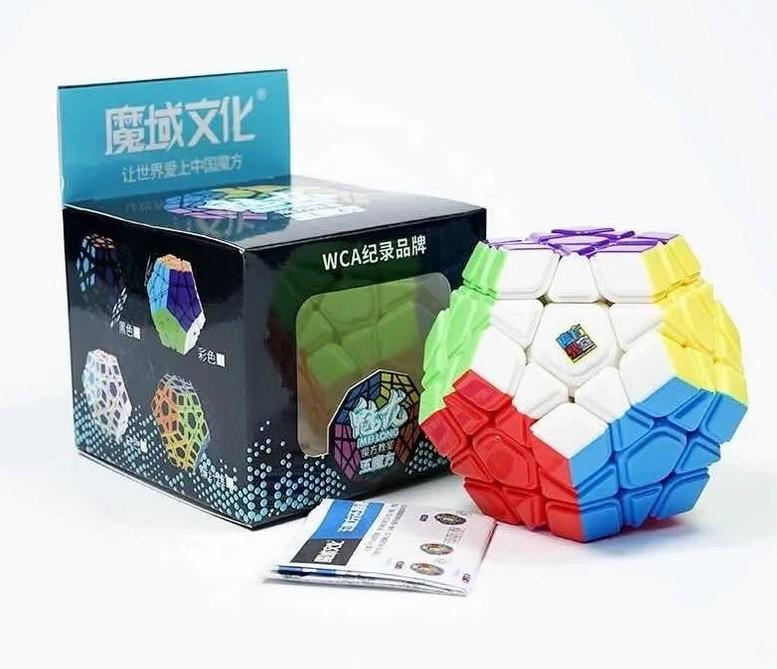 Megaminx Moyu Meilong Colorido