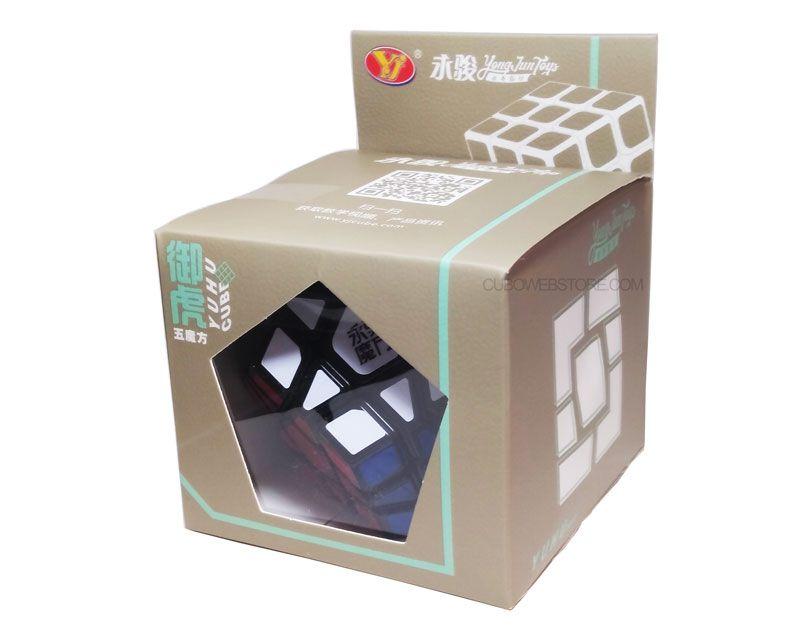 Megaminx Yuhu Preto