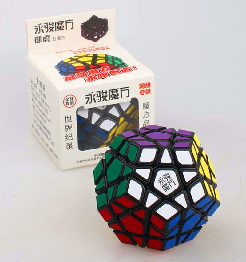 Megaminx Yuhu R Preto