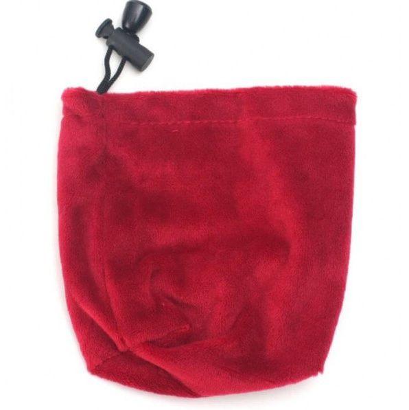 Mini Bolsa Vermelho Para Cubo Mágico