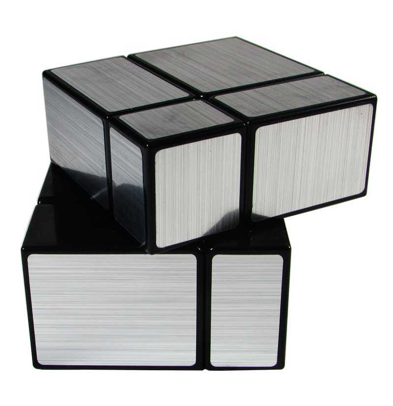 Mirror Blocks 2x2x2 Shengshou Prata