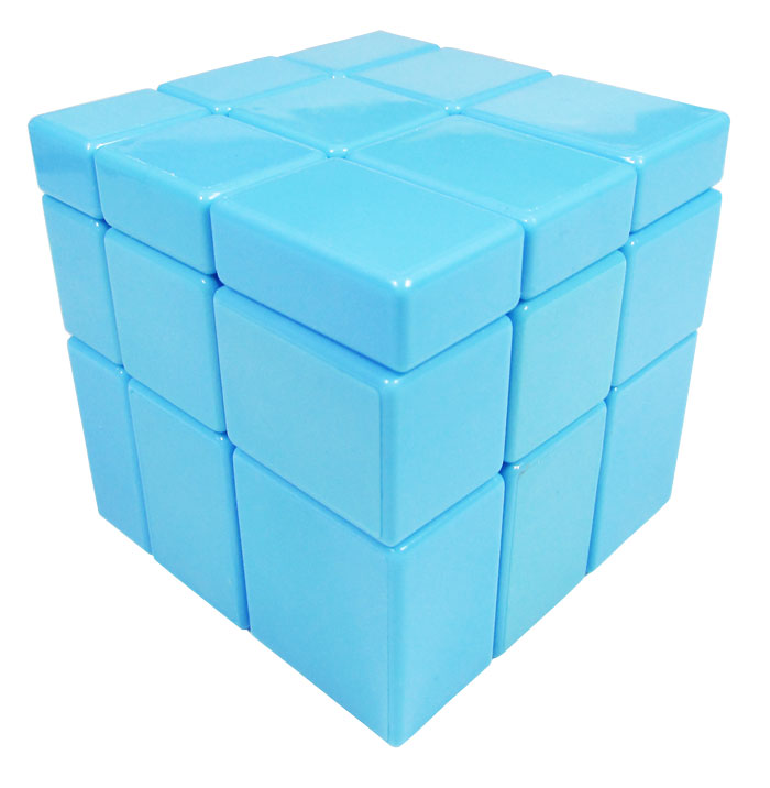 Mirror Blocks Azul Shengshou