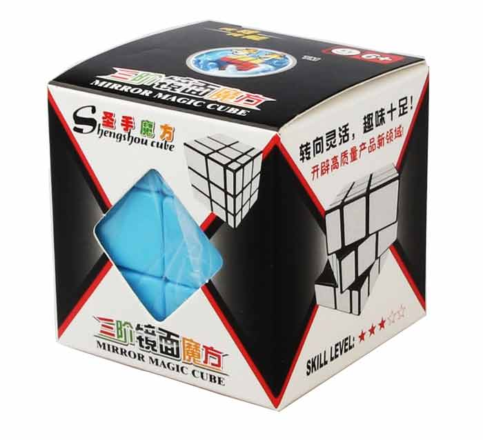 Mirror Blocks Shengshou Azul