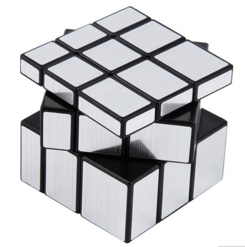 Mirror Blocks Qiyi Prata