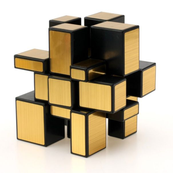 Mirror Blocks Shengshou Dourado