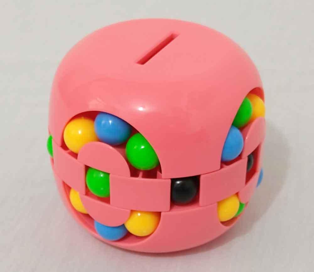 Puzzle Ball Moyu Vermelho