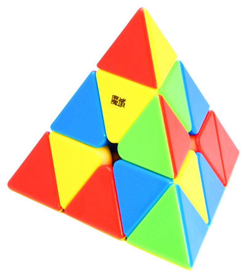 Pyraminx Moyu V2 Magnético Stickerless