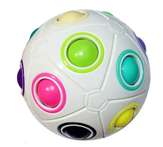 Rainbow Ball Moyu 20 Furos