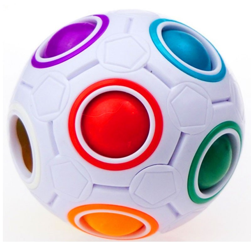 Rainbow Ball Moyu 12 Furos