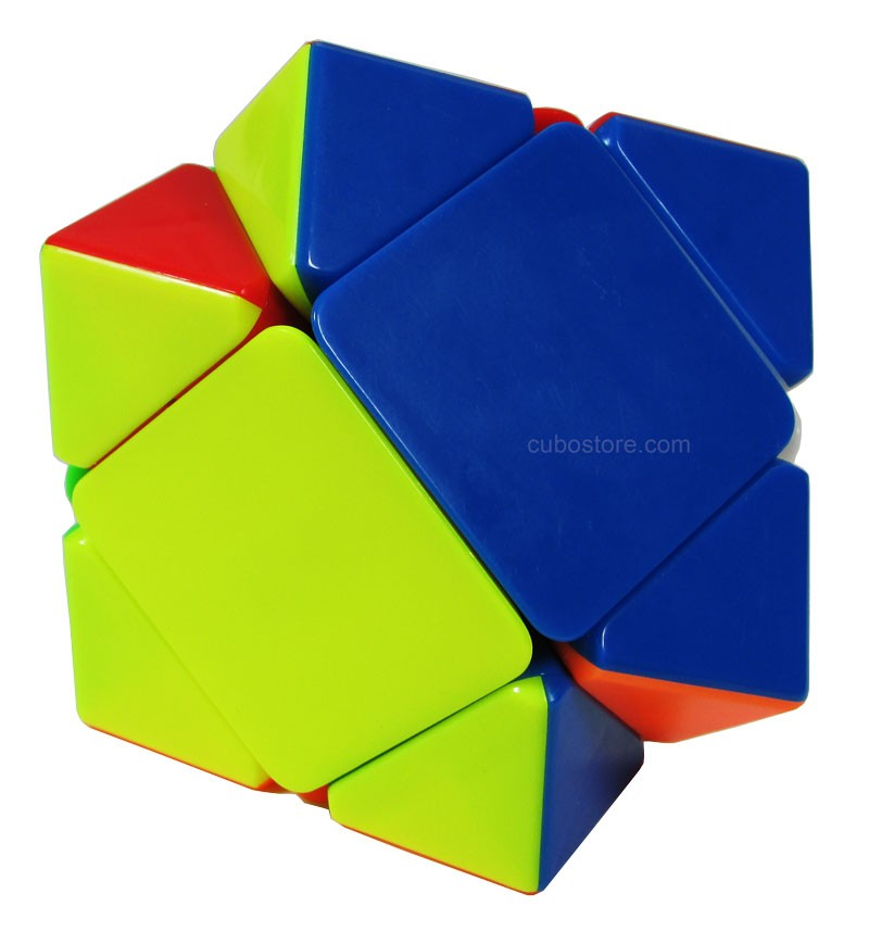 Skewb Qiyi MFG Stickerless
