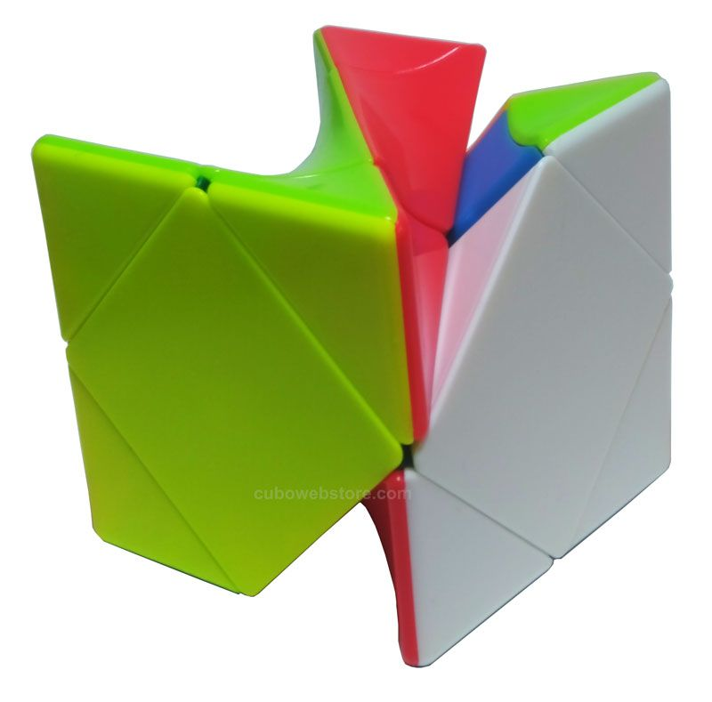 Skewb Twisty Fanxin