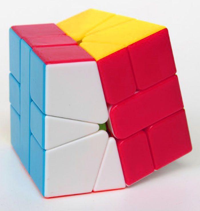 Square-1 Qiyi QiFa Stickerless