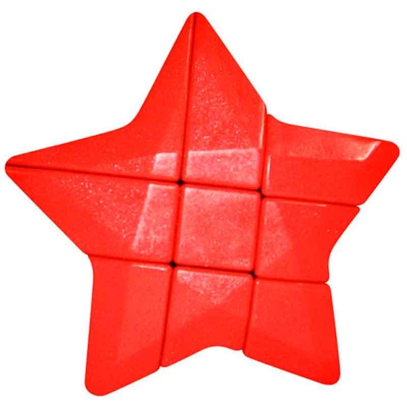 Star Cube Vermelho