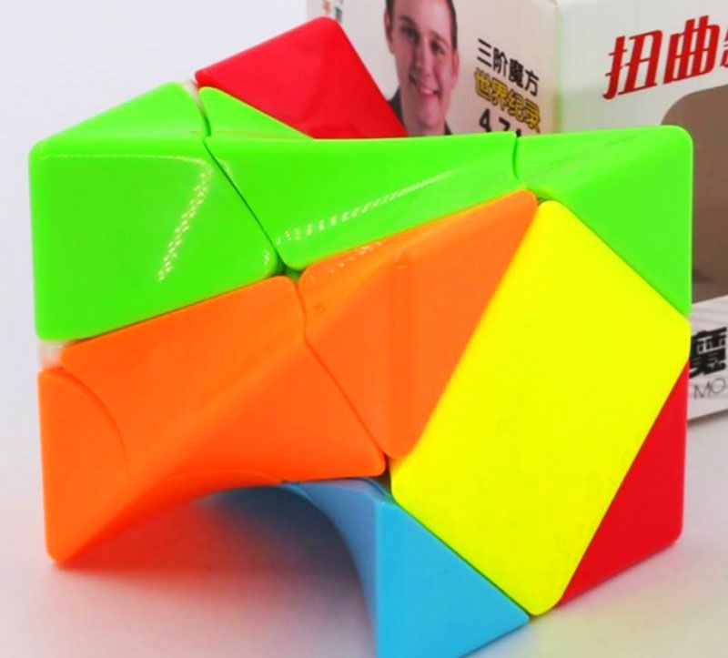 Skewb Twisty Qiyi Stickerless