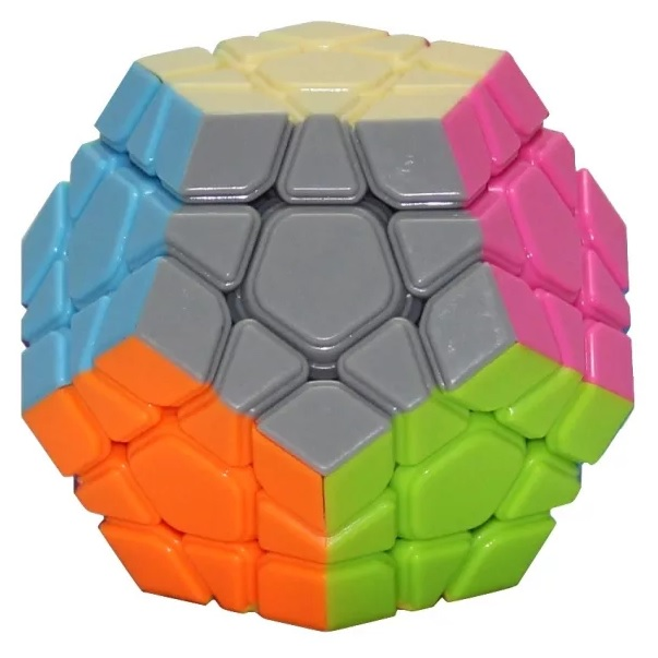 Megaminx Yuhu R Stickerless