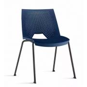 Cadeira Fixa Strike Azul