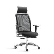Cadeira Presidente Soul Cromada