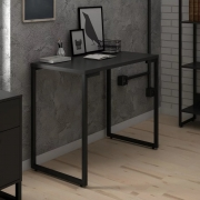 Mesa Industrial FIT 0,90 x 0,45 Preto