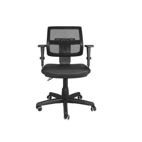 Cadeira Brizza Executiva Back System Preta