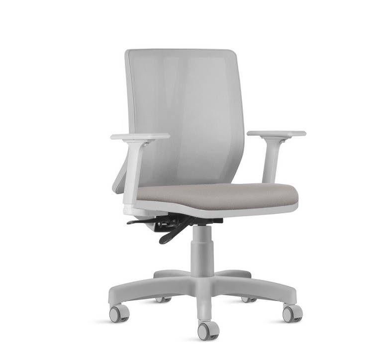 Cadeira Diretor Addit Back System Cinza