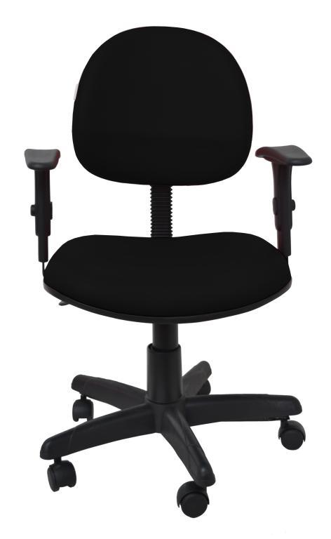 Cadeira Executiva Giratoria Zeus com Braco