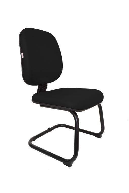 Cadeira Fixa Diretor Fire Base S sem Braço