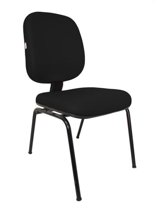 Cadeira Fixa Diretor Fire sem Braço